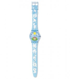 Zegarek Swatch Girly Wish na pasku GS128