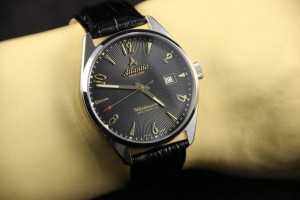 Zegarek męski Atlantic Worldmaster Automatic 51752.41.65G