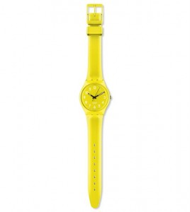 Zegarek Swatch Lemon Time na pasku GJ128